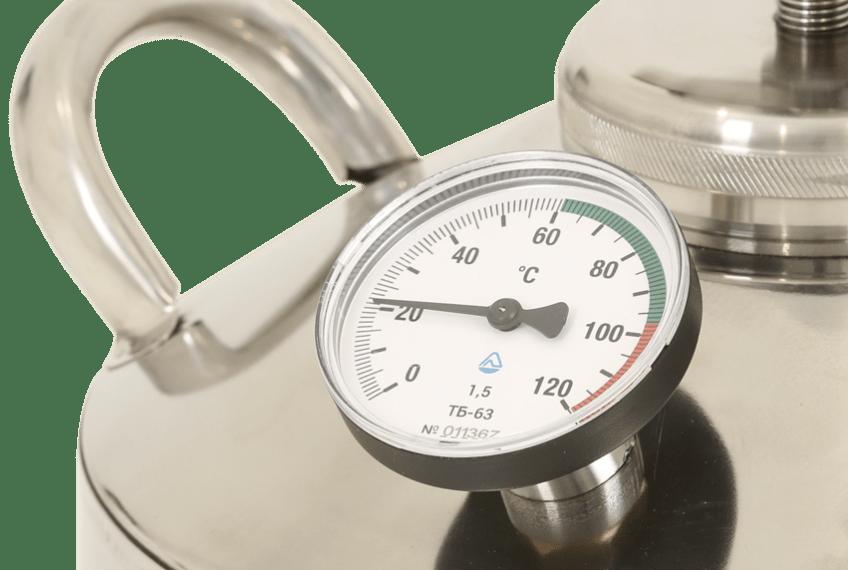 Правила выбора термометра для самогонного аппарата