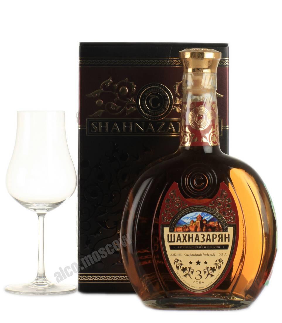 """Коньяк """"шахназарян"""": описание, разновидности, фото и отзывы о напитке"""