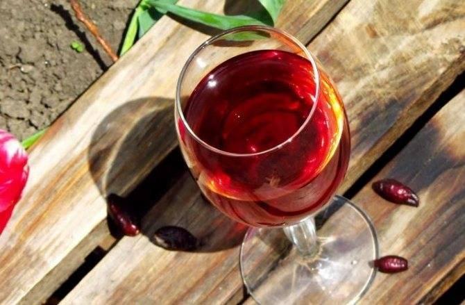 Вино из шиповника в домашних условиях простой рецепт ?