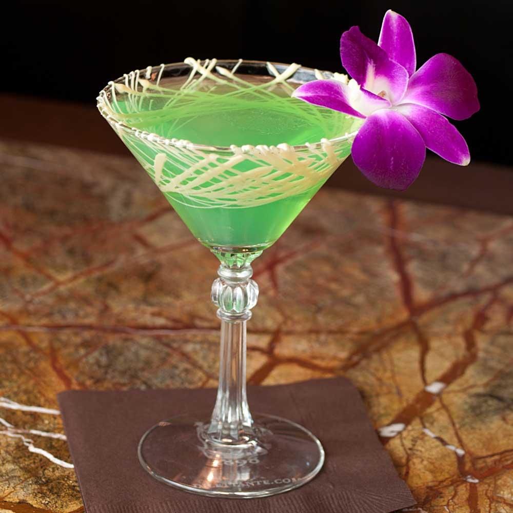 Зеленая фея - коктейль для гурманов