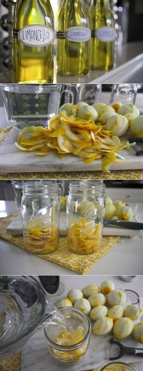 Ликер лимончелло: как употреблять, как сделать, рецепты приготовления в домашних условиях - культурно выпиваем