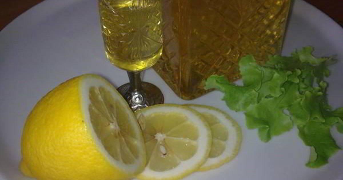 Домашнее лимонное вино по простому рецепту