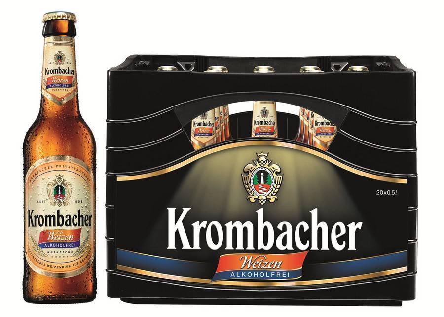 "Beerpivo : ""krombacher"" weizen (18+)"