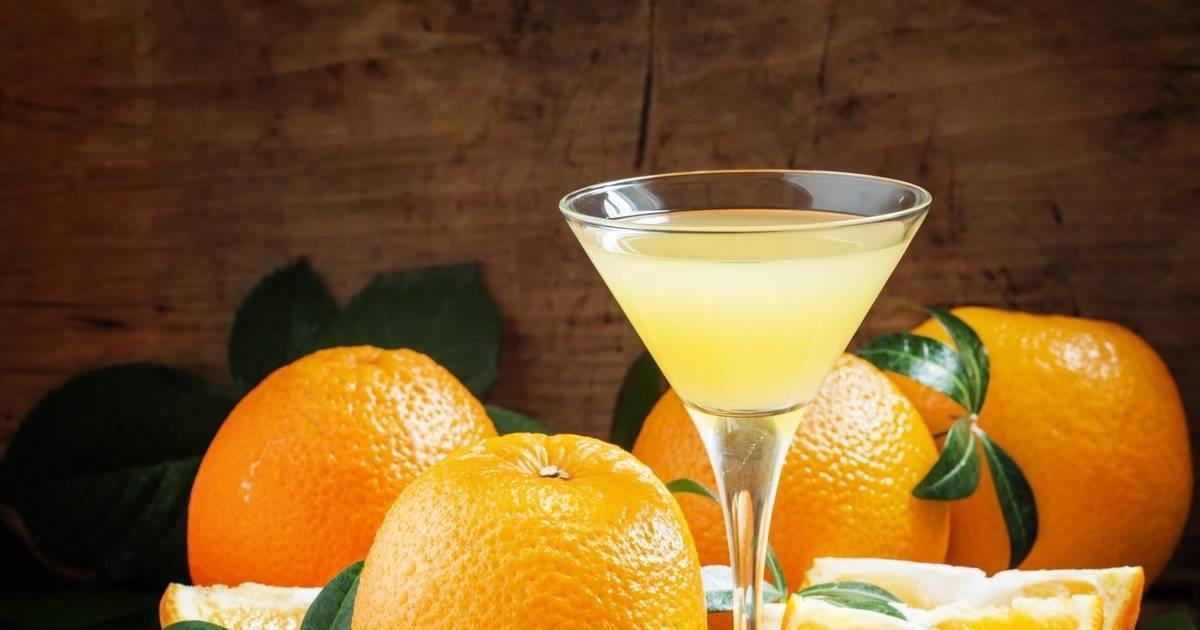 Рецепт приготовления грейпфрутового ликера в домашних условиях