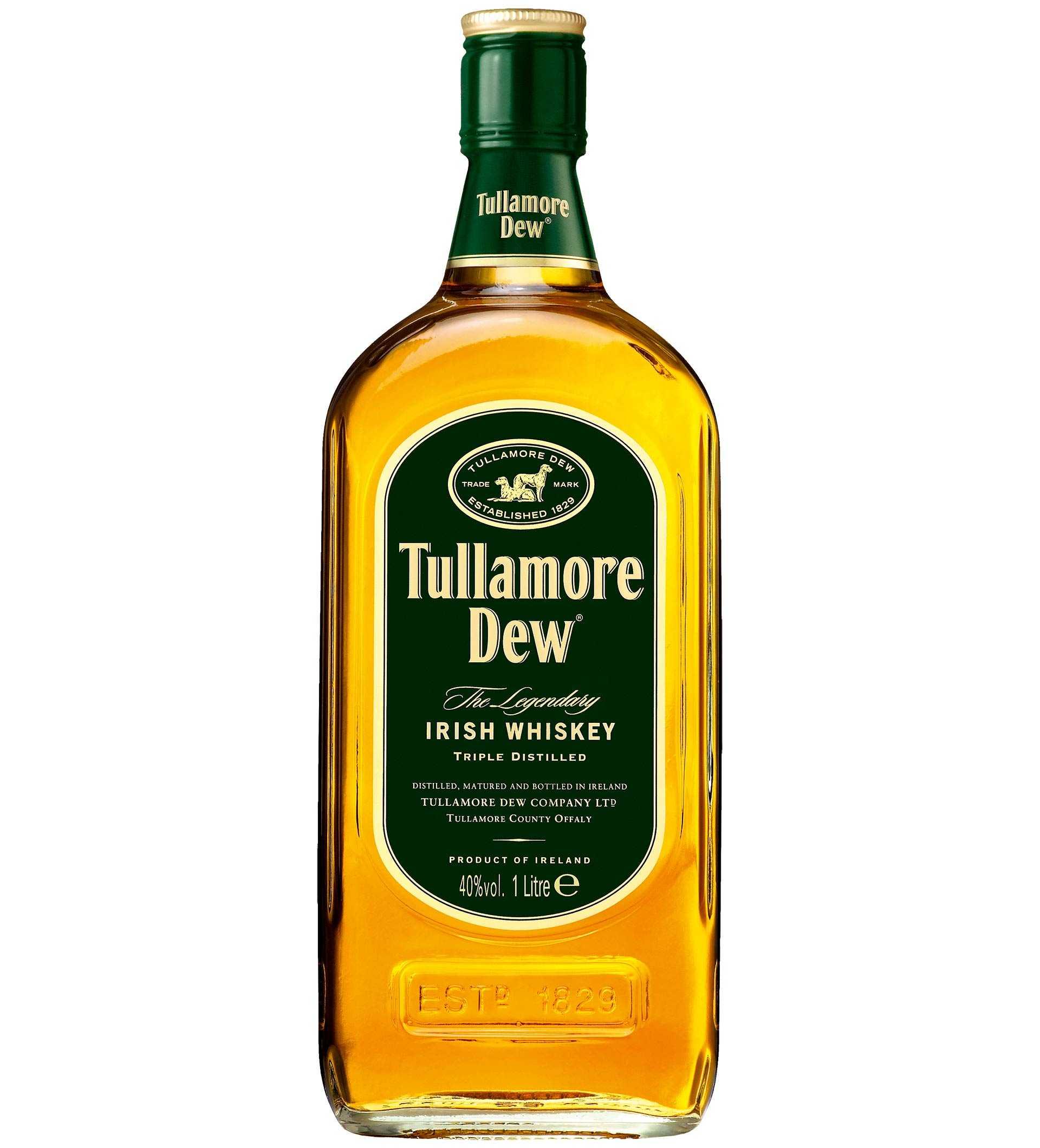 Напиток из сердца ирландии - настоящий виски для ценителей. как отличить подделку tullamore dew?