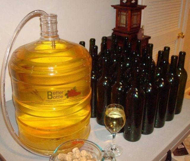 Вино из облепихи в домашних условиях - пошаговый рецепт