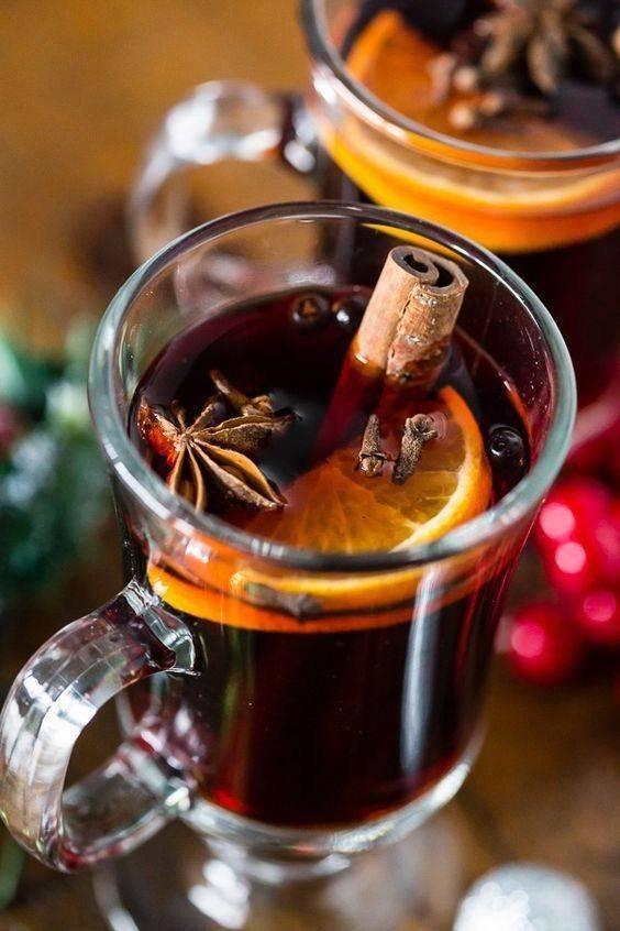 Простые рецепты с горячим вином от кашля