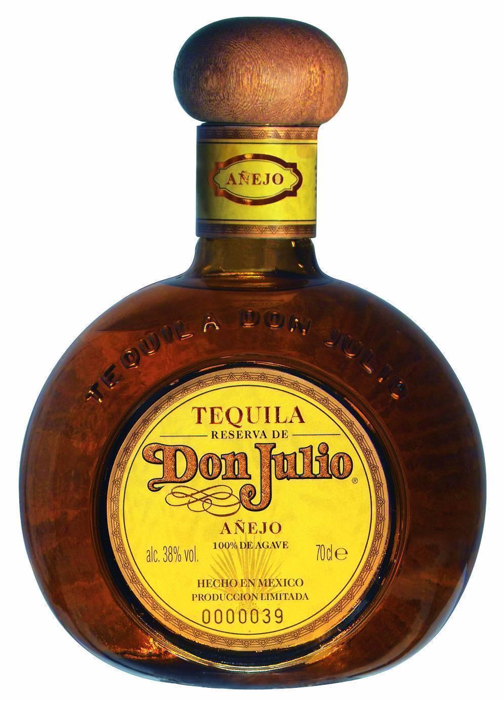 Текила дон хулио: репосадо, аньехо, blanko и другие разновидности don julio