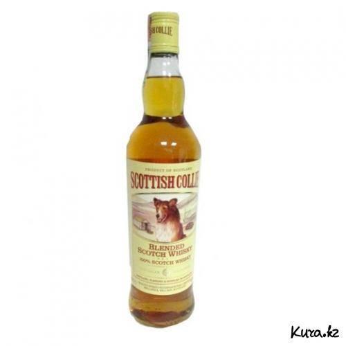 Виски scottish collie: цена, отзыв, описание и где купить