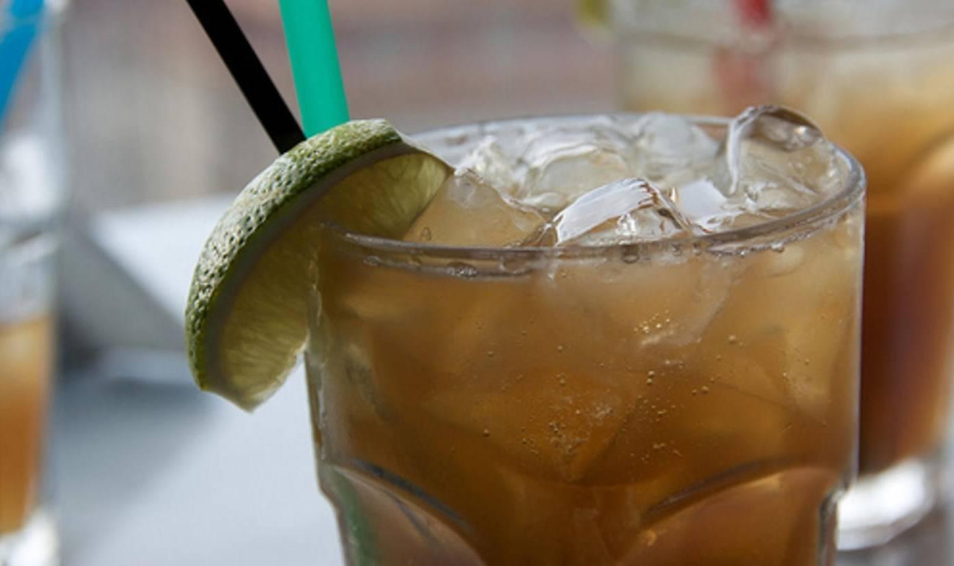 Лонг айленд: состав, классический рецепт коктейля, холодный чай в домашних условиях