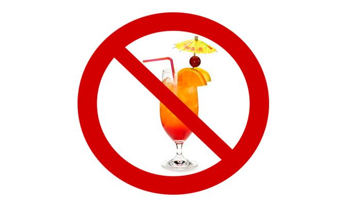 Употребление алкоголя при язве желудка