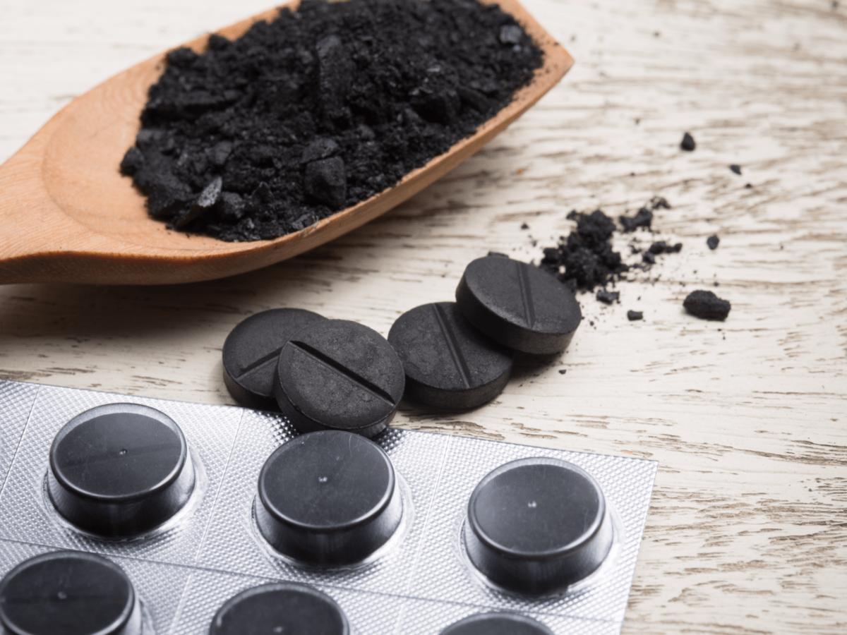 Прием активированного угля при отравлении и алкогольной интоксикации