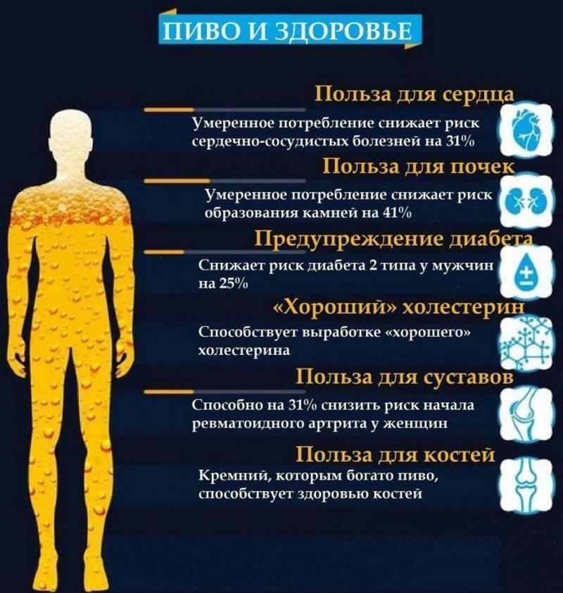 Мифы о пользе водки для организма