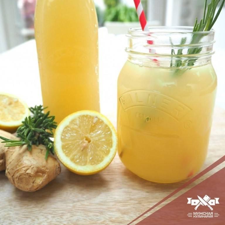 Имбирный эль (ginger ale) — 5 рецептов приготовления в домашних условиях - rus-womens