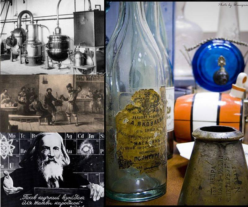 Кто придумал водку – узнайте как изобрели этот напиток + видео   наливали