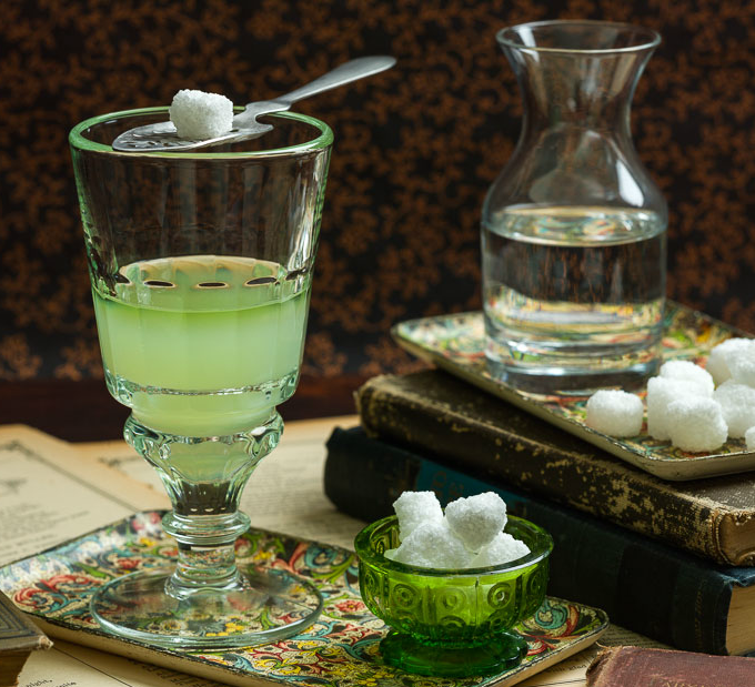 Как сделать абсент в домашних условиях по традиционному рецепту