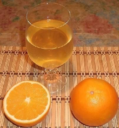 Вино из апельсинов в домашних условиях – 3 лучших рецепта