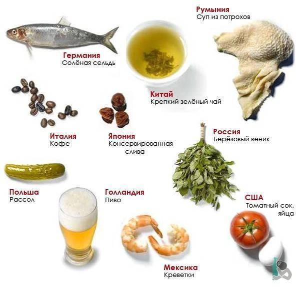 23 лучших продукта от похмелья   пища это лекарство