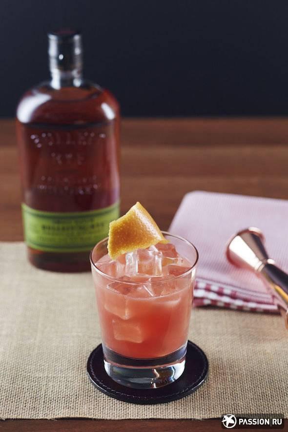 Яблочный виски и популярные коктейли