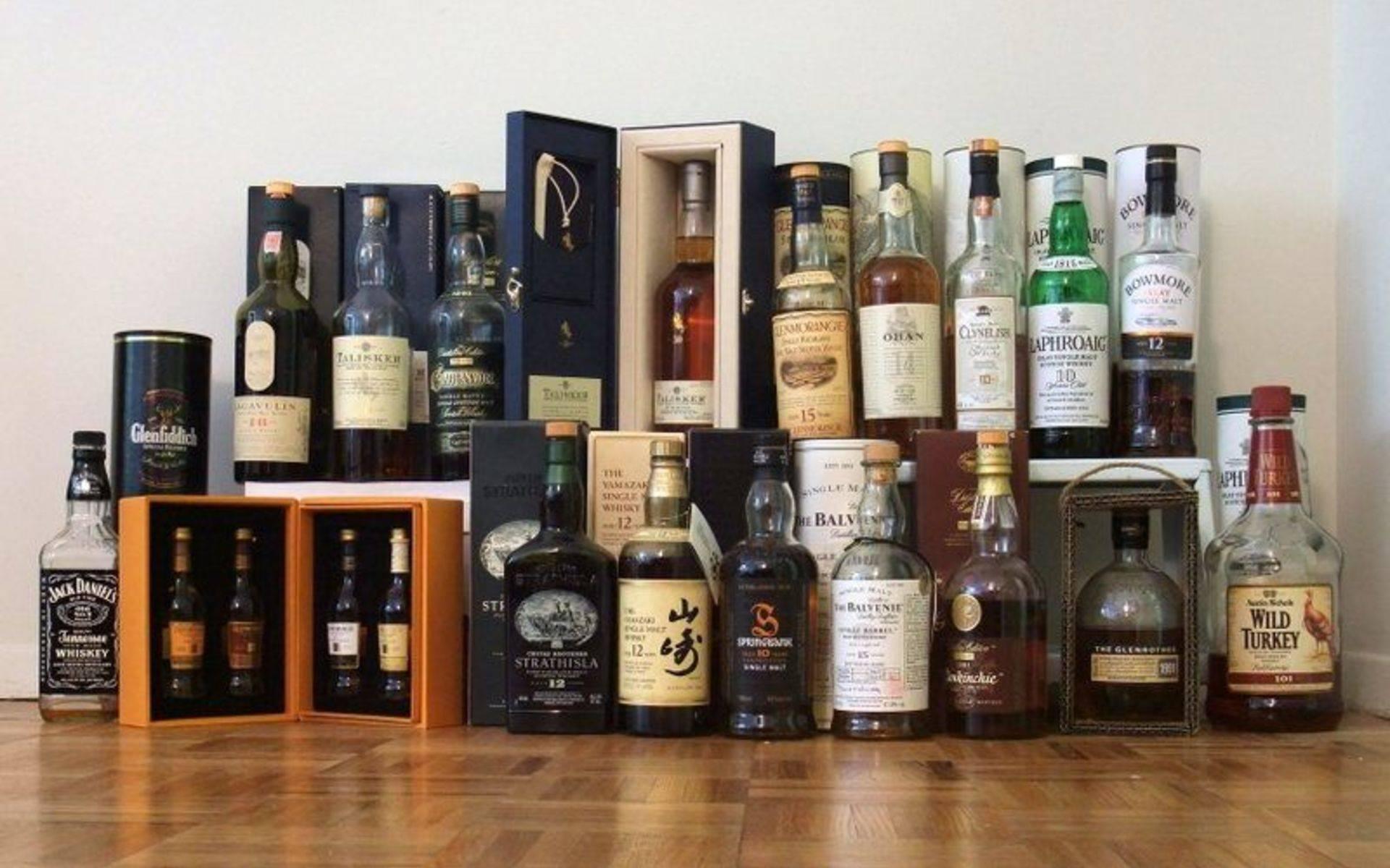 Как и где можно купить элитный алкоголь, и что он собой представляет