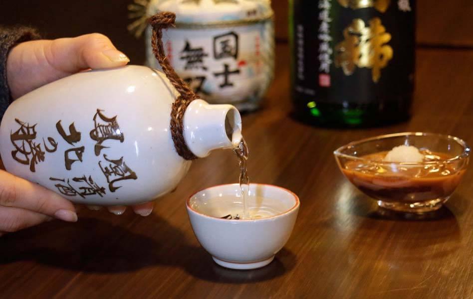 Как готовится рисовая водка