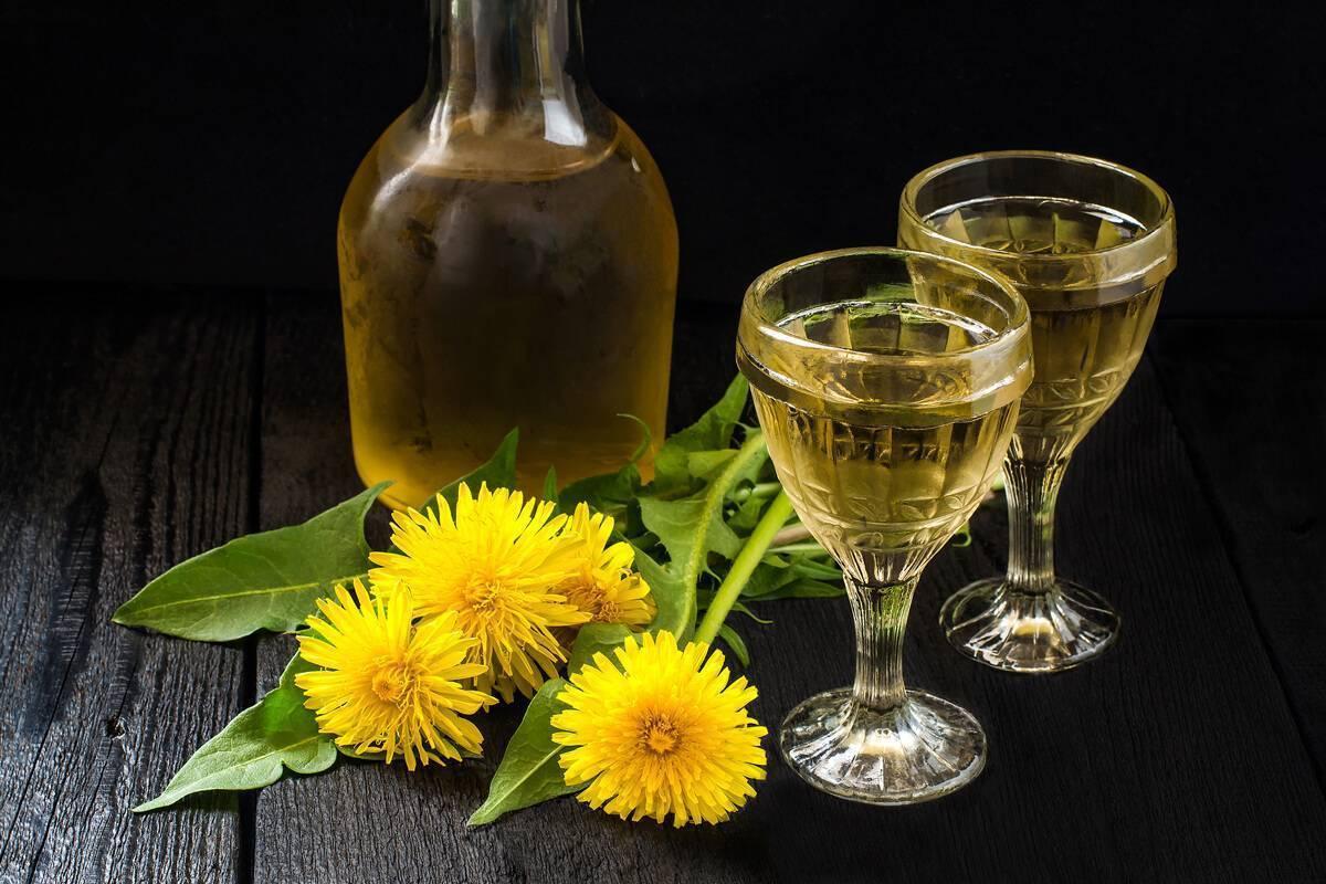Вино из одуванчиков / домашнее вино / tvcook: пошаговые рецепты с фото
