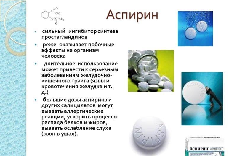 Аспирин от похмелья