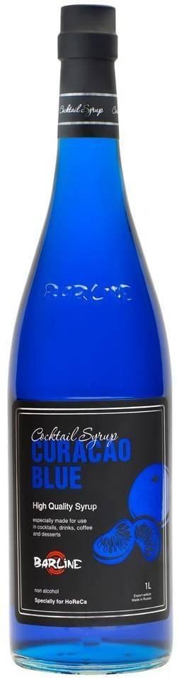 Как пить ликер блю кюрасао(blue curacao)