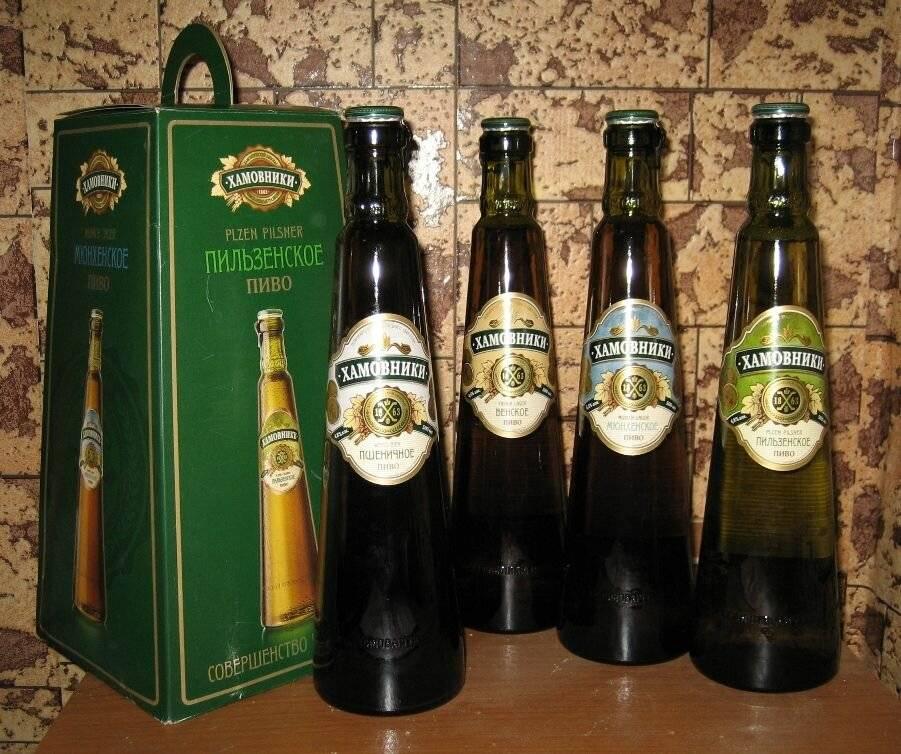 10 важнейших сортов русского пива