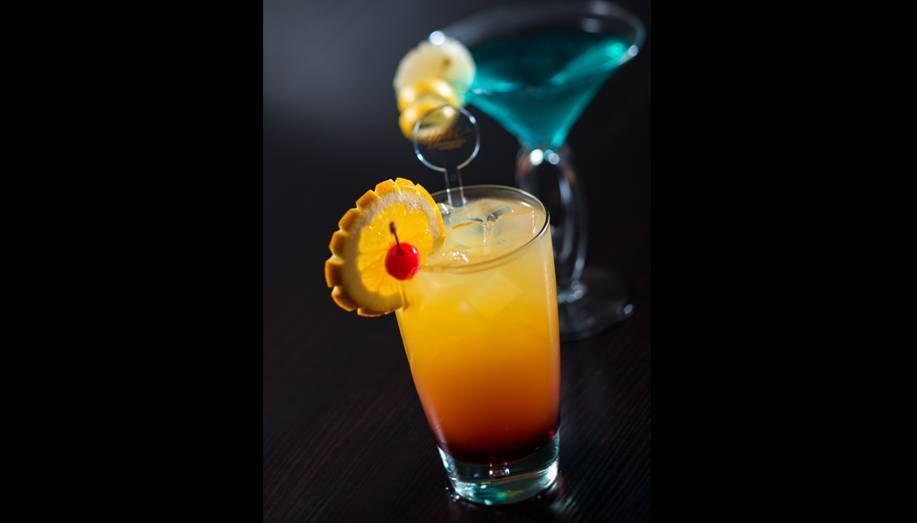 Рецепт коктейля текила санрайз (tequila sunrise cocktail)