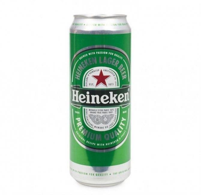 Нидерландский бренд heineken с самыми узнаваемыми марками пива