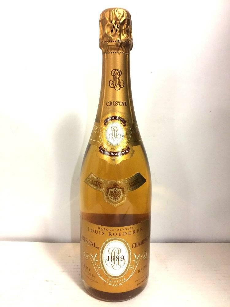 Настоящие шампанские вина из франции