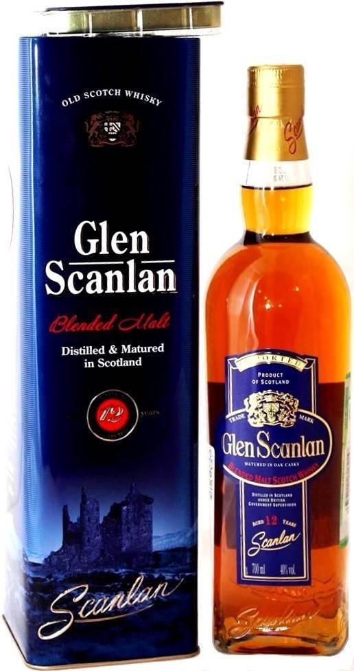 Виски glen scanlan 5: французский засланец