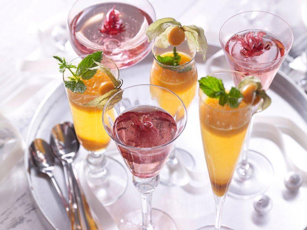 Домашние напитки новый  2020 год — 16 рецептов приготовления напитков к новогоднему столу в домашних условиях