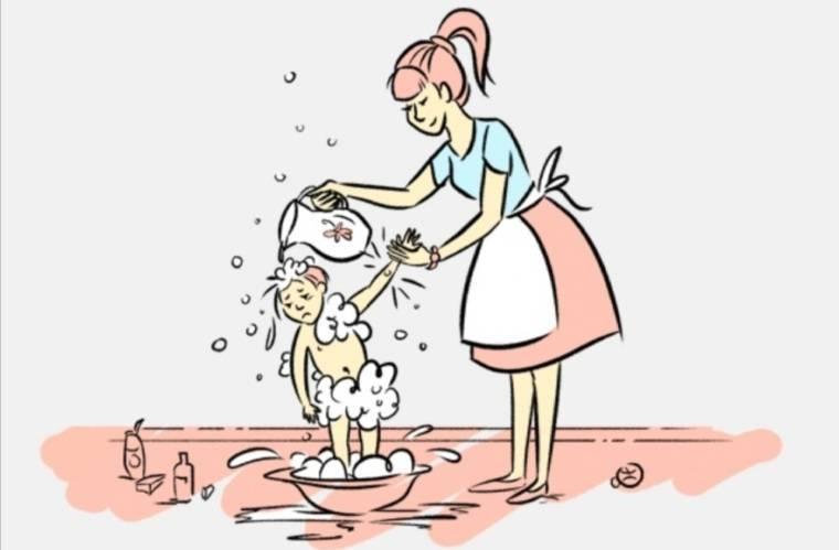 Почему ребенку нельзя мочить манту и что будет, если это сделать, через сколько дней можно купаться? если намочить манту, окажет ли это последствия на результат