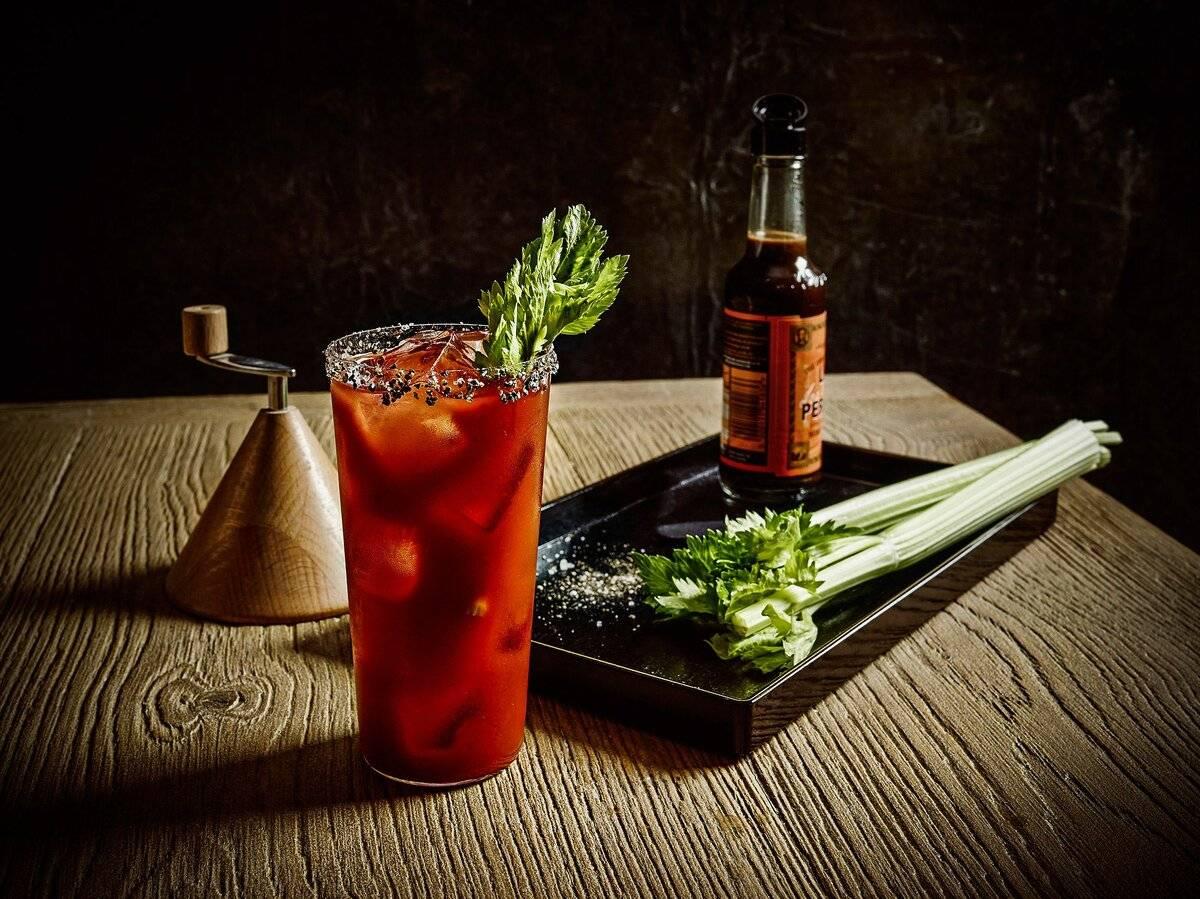Кровавая мэри: рецепт для приготовления коктейля в домашних условиях, состав, как правильно пить