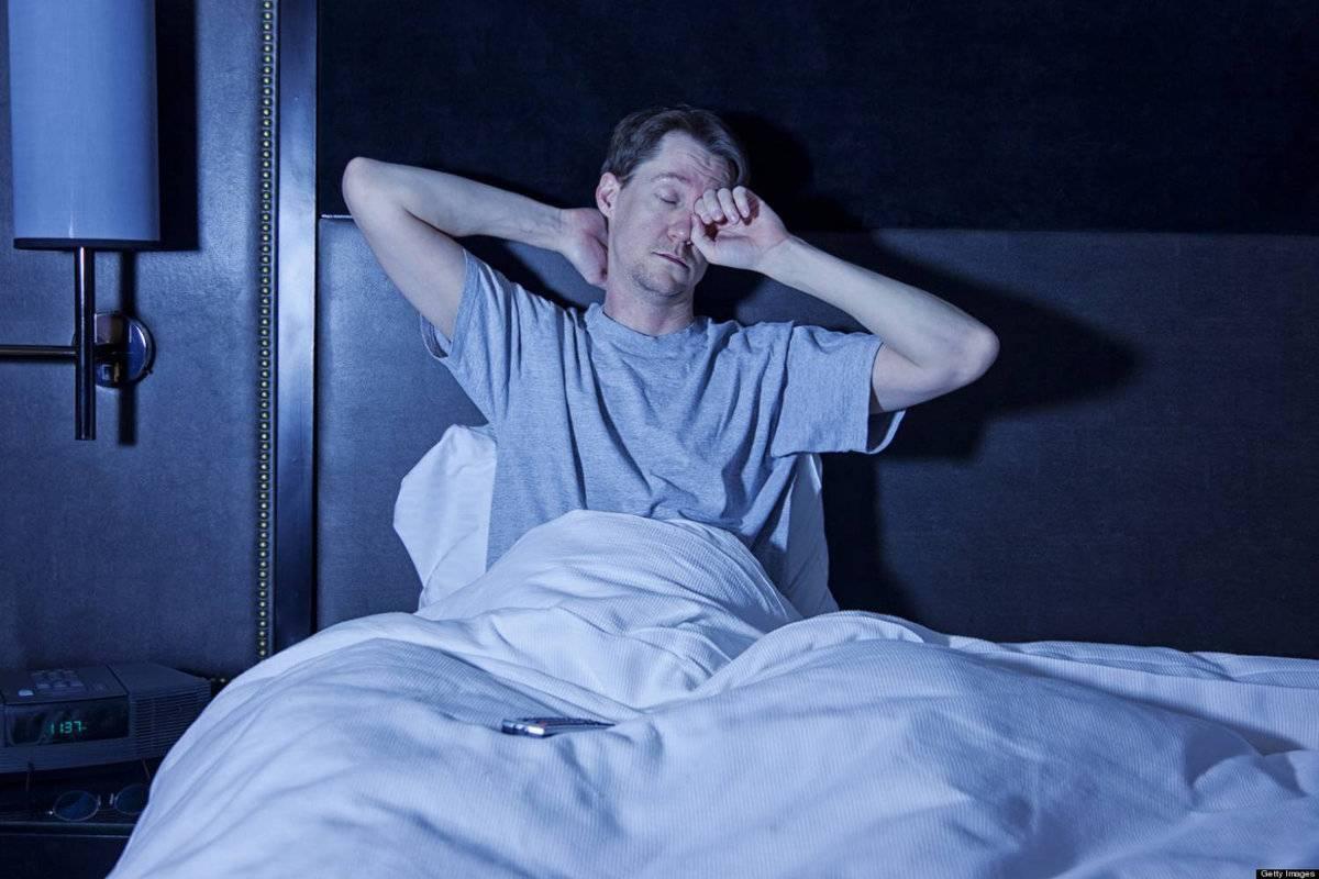 Бессонница после алкоголя: как уснуть с похмелья