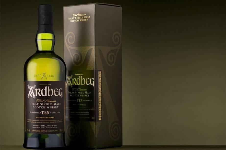 Виски ardbeg (ардбег) и его особенности