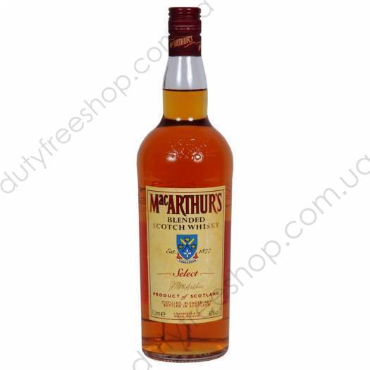 Обзор виски macarthur's (макартур)