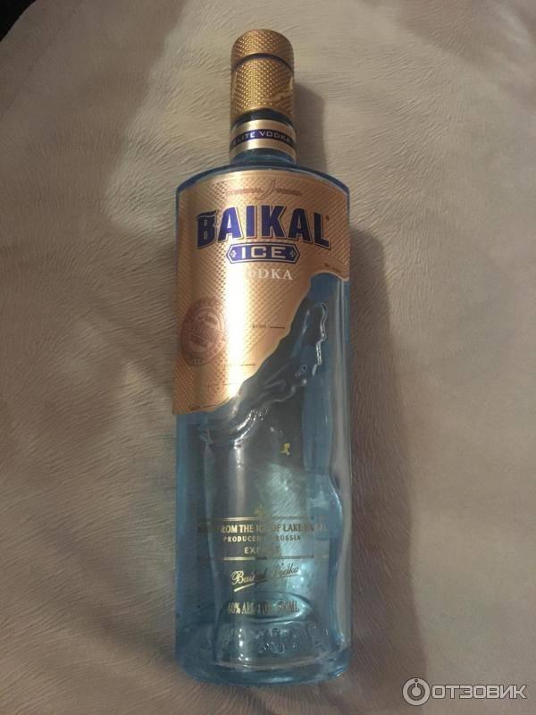 Водка «байкал» – чистый алкоголь на кедровых орехах + видео | наливали