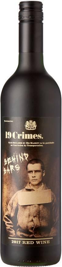 Обзор вина 19 Crimes