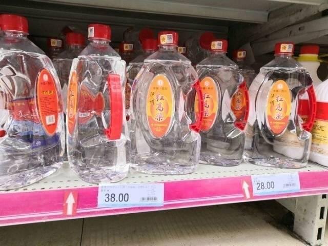 Китайская водка байцзю, китайский алкоголь как называется, фото алкогольных напитков которые пьют китайцы