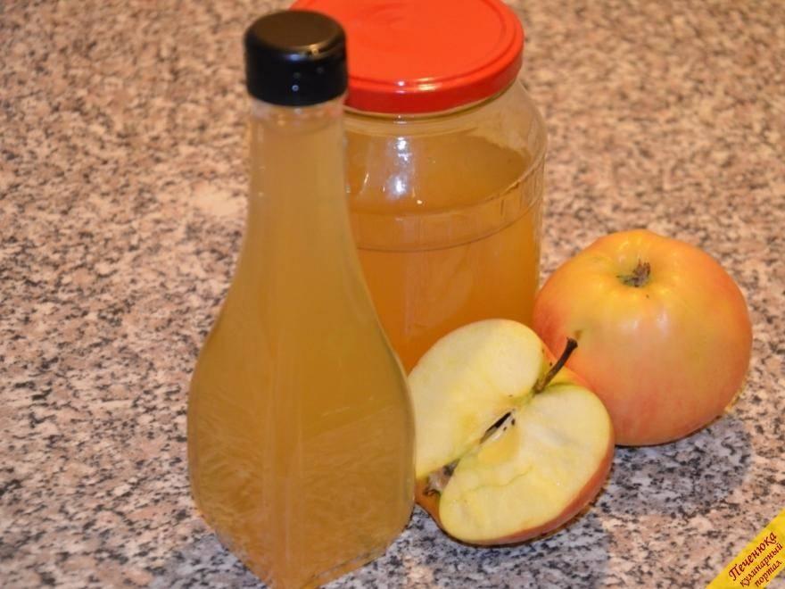Как приготовить яблочный уксус в домашних условиях?