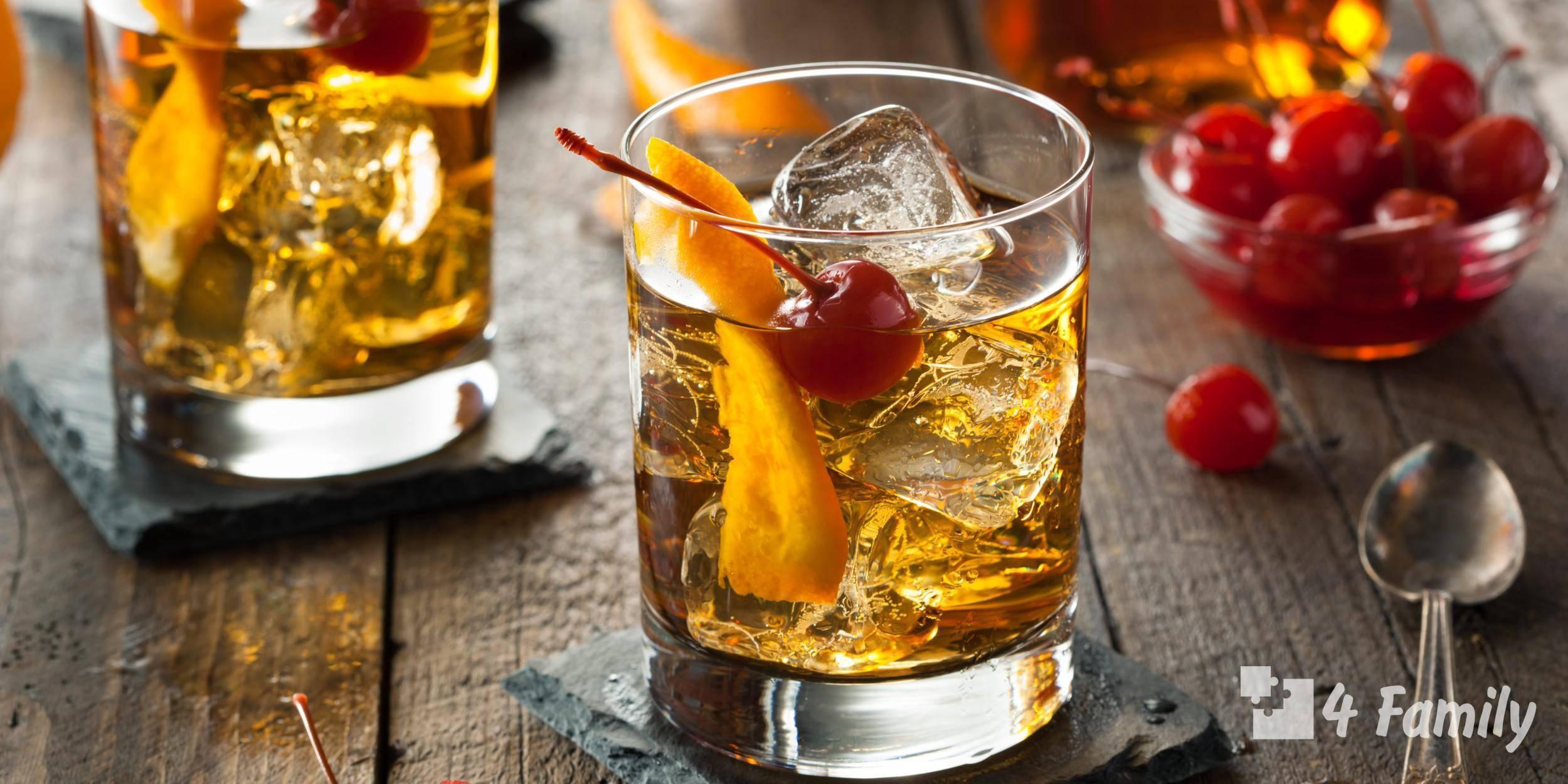 Как пить бурбон: правила и советы