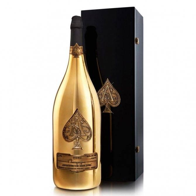 Самое дорогое шампанское. обзор лучших сортов