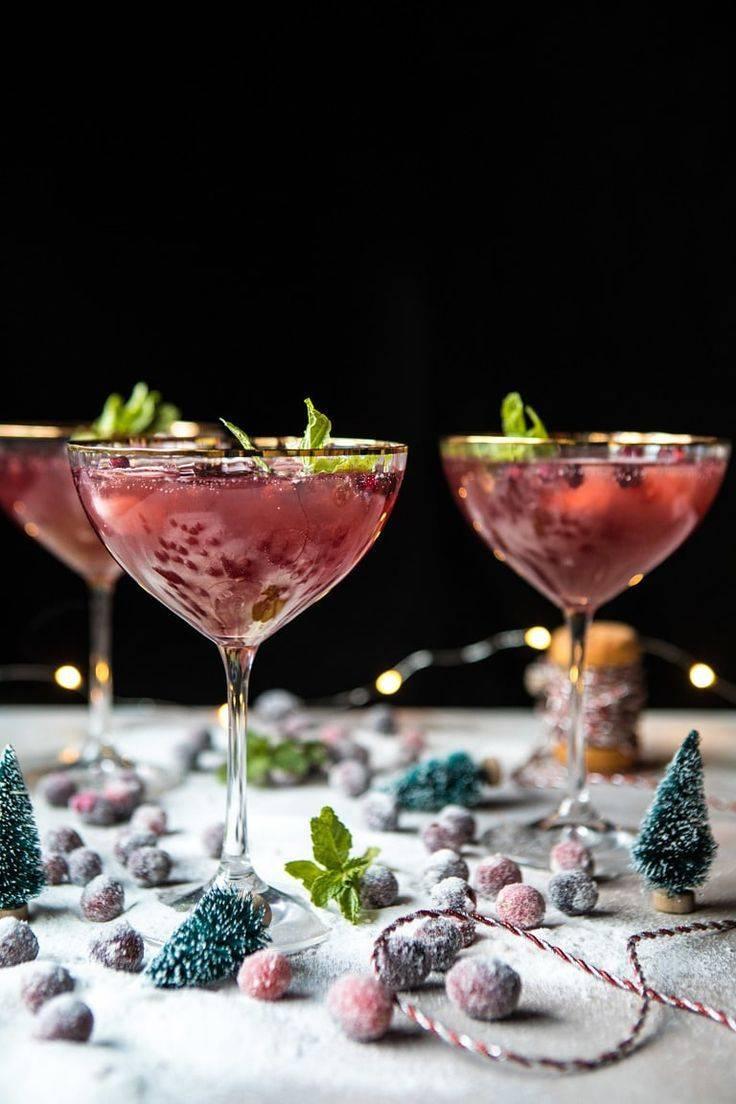 Коктейли на новый год: рецепты алкогольных и безалкогольных напитков для вашей вечеринки | mosspravki.ru