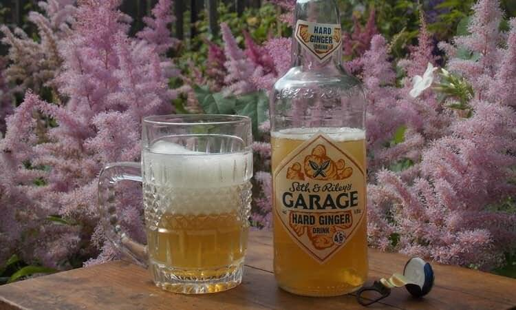 Garage - напиток для летнего праздника