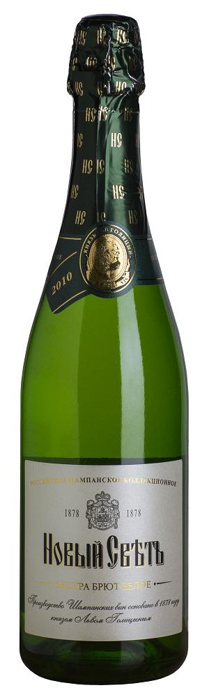 Обзор шампанского новый свет