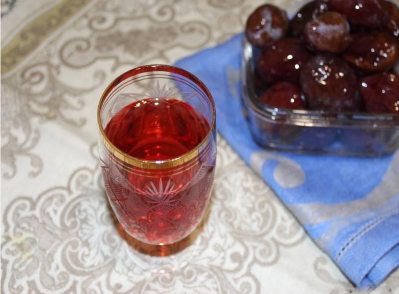 Наливки из слив в домашних условиях - рецепты с водкой и без