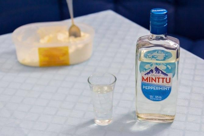 Как правильно пить минту